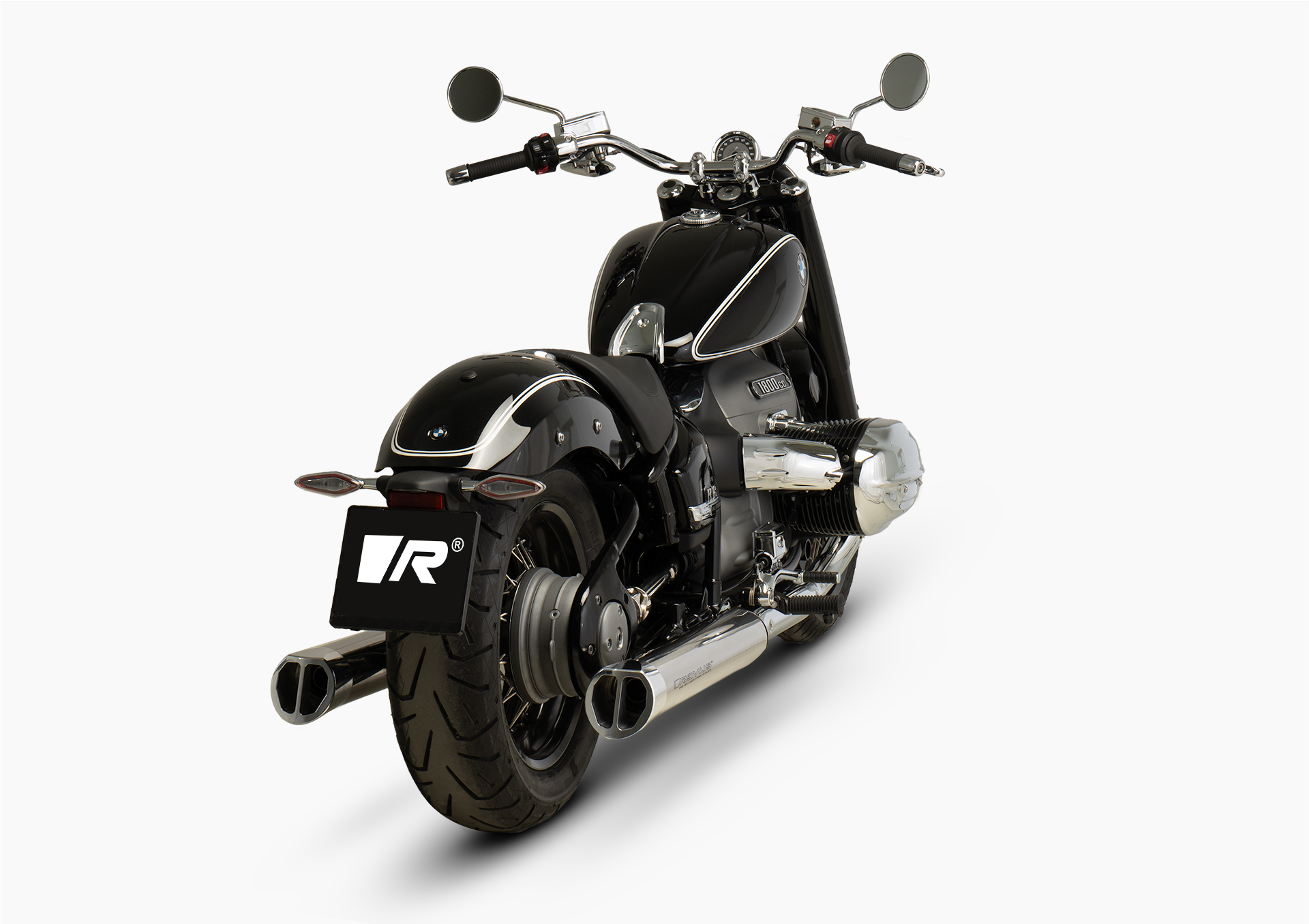 NEW DEVELOPMENT MC 2021 | #01 BMW R18 MY21-