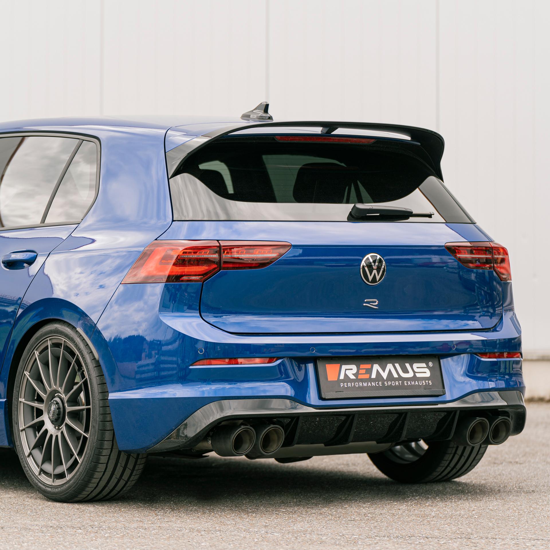 new development 2021   #17 VW Golf VIII R, 4 Motion
